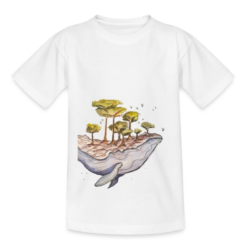 Mother Earth 2 - Teenager T-Shirt
