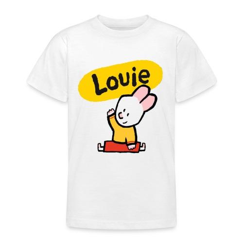 (ORIGINAL) la camiseta de Louie - Camiseta adolescente