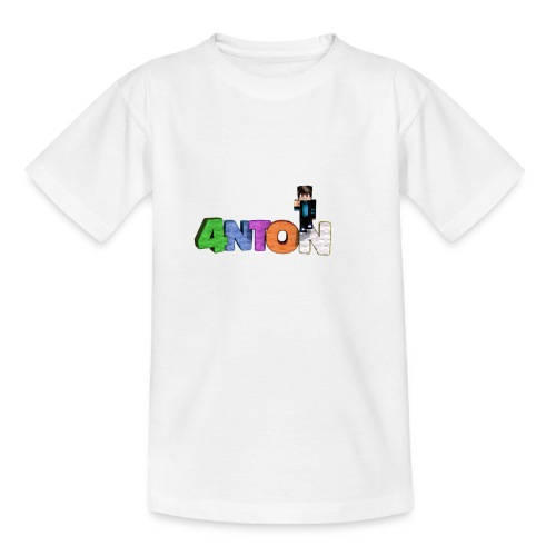 4nton Sitzend - Teenager T-Shirt