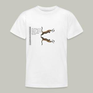 panthère - T-shirt Ado