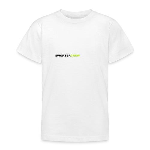 SWORTERCREW - Teenager T-Shirt