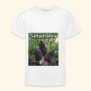 Colmenillas setamania - Camiseta adolescente