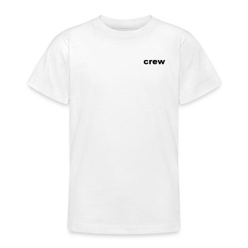 crew kleding - Teenager T-shirt