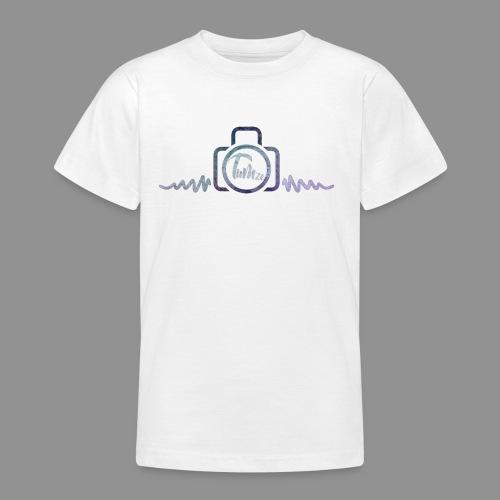CAMERA LOGO - Teenage T-Shirt