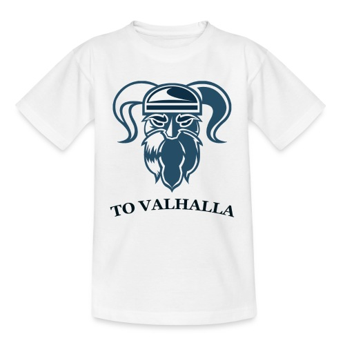 viking valhalla - T-shirt Ado