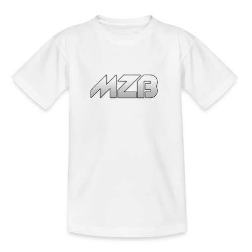 MZB Logo Design For Merch - Teenage T-shirt