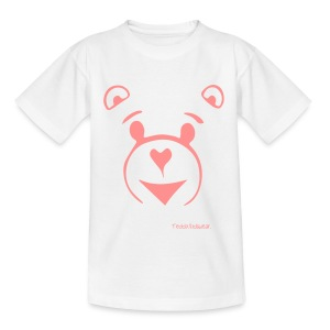 Teddy.Kidswear. – Big Teddybear - Teenager T-Shirt