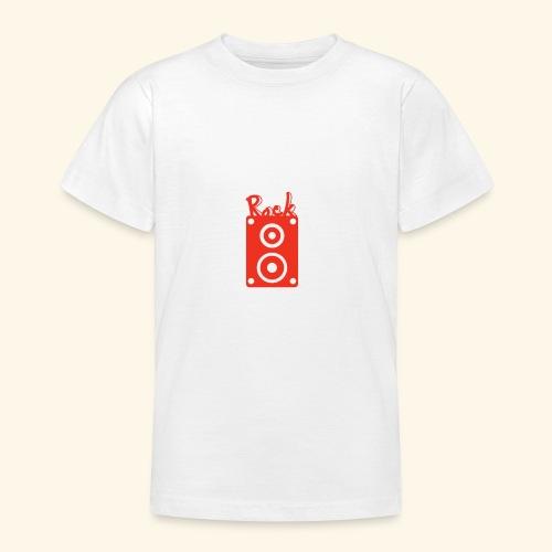 Rock Box - Teenager T-Shirt