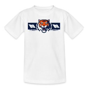TIGER LOGO AND FOX LEARDER LOGO - Teenage T-shirt