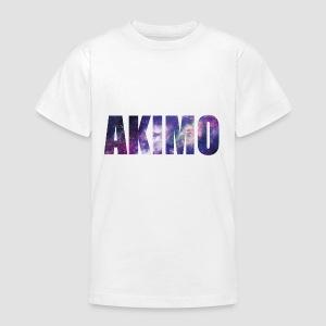 AKIMO Basic Galaxy - Teenager T-Shirt