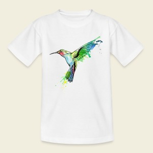 Kolibri Design - Teenager T-Shirt