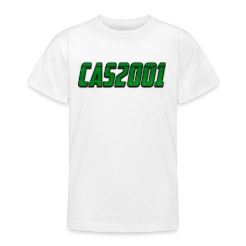 cas2001 - Teenager T-shirt