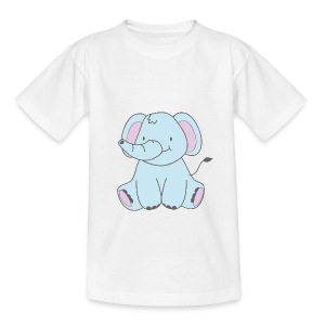 The Little Elephant - Teenage T-shirt