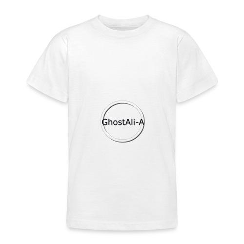 First - Teenage T-shirt