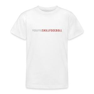YoungSkillFootball - Teenager T-Shirt
