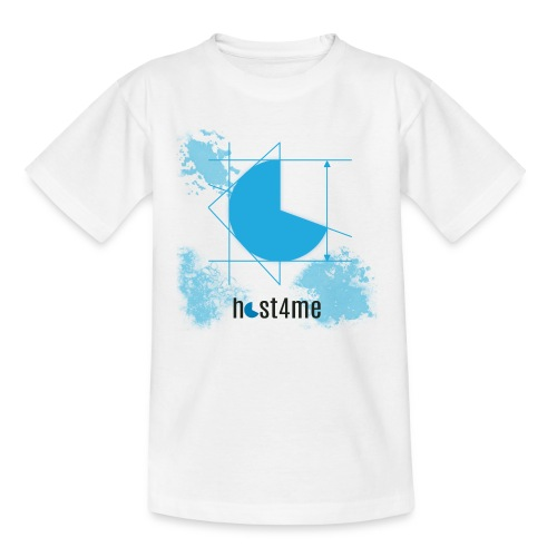 host4me Casual Look - Teenager T-Shirt