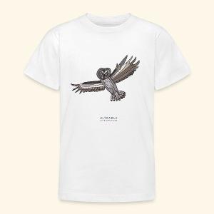 The Lapland owl - Teenage T-shirt