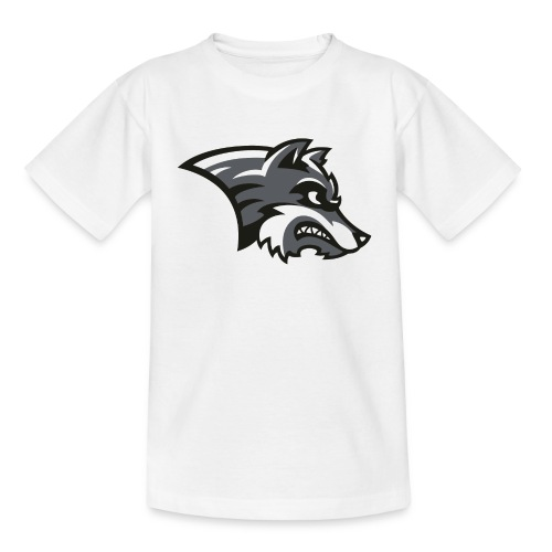 Wolf-Shirt by Noi & weiteren Anonymen Leuten - Teenager T-Shirt
