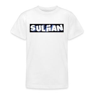 Suliian -Schrift 1 - Teenager T-Shirt