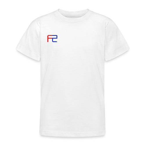 Merch Logo Design - Upper Left - T-Shirt - Teenage T-Shirt