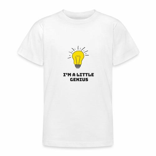 Je suis un petit génie - T-shirt Ado