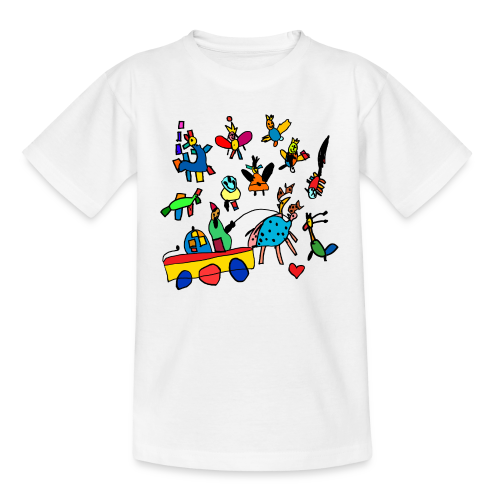 kidsworld - Teenager T-Shirt