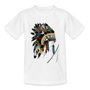 indian boy - T-shirt Ado