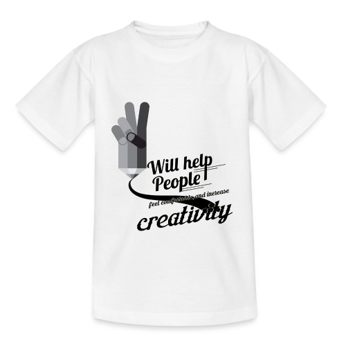 crati - Teenage T-shirt