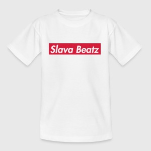 Slava Beatz Sup.-Logo - Teenager T-Shirt