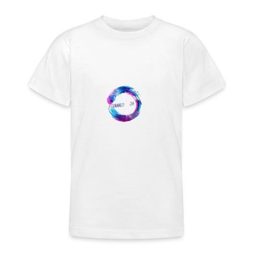 J h - Camiseta adolescente