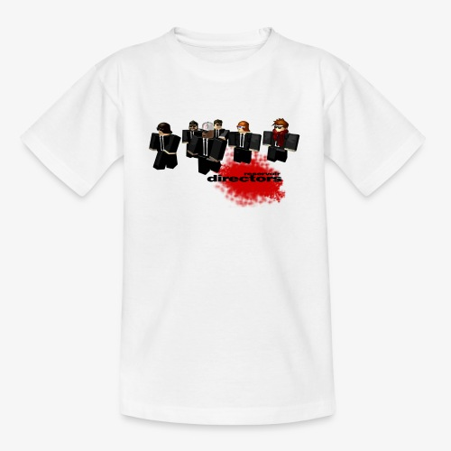 Reservior Directors - Teenage T-shirt
