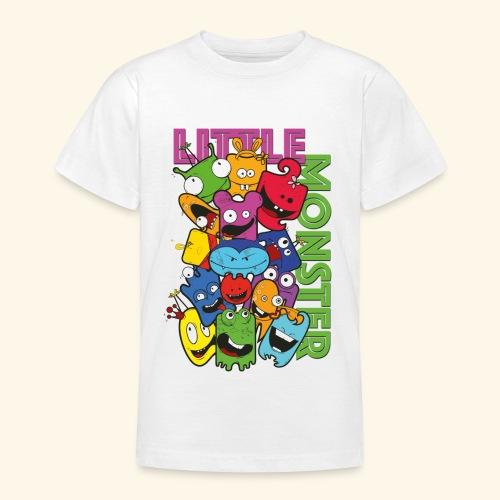 little monster - kleine Monster - Teenager T-Shirt