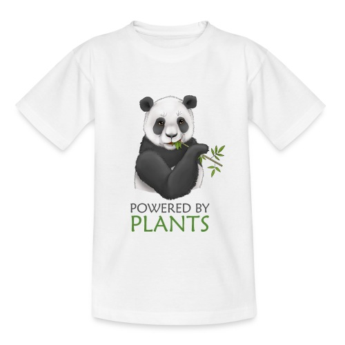 Panda 2 Plantbased - T-shirt tonåring