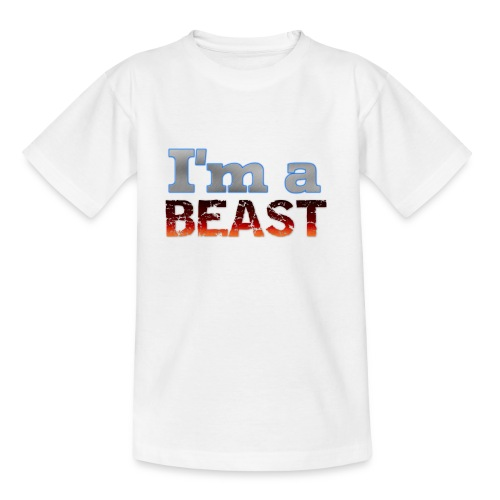 IMABEAST - Teenage T-shirt