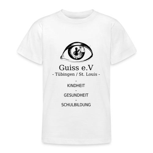 Guiss e.V - Teenager T-Shirt