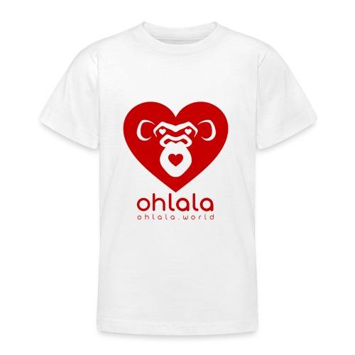 Ohlala LOVE - Teenager T-Shirt