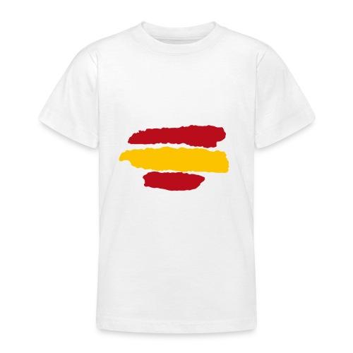 Bandera España - Camiseta adolescente