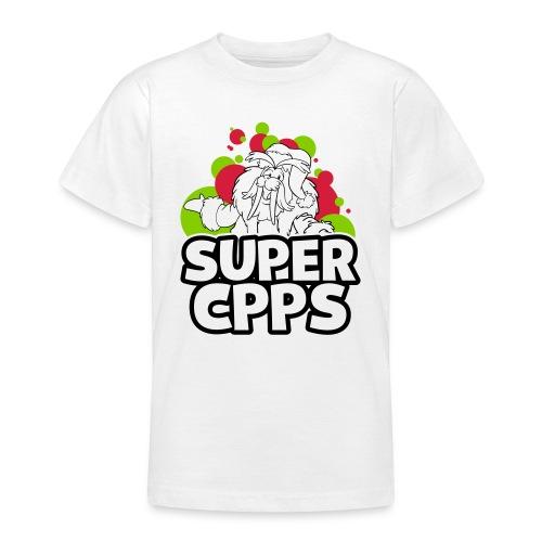 Santa Walrus SuperCPPS - Camiseta adolescente