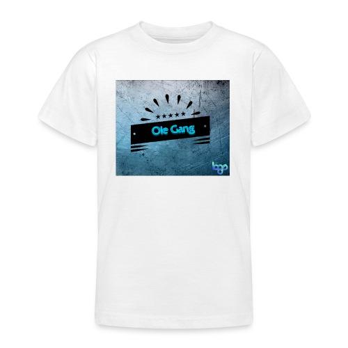 Metallic - Teenager T-Shirt