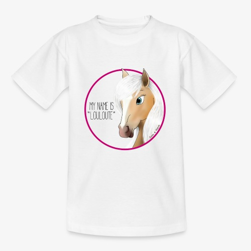 My name is LOULOUTE - T-shirt Ado