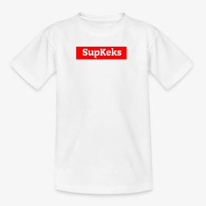 | KeksKuchen Merch | SupKeks - Teenager T-Shirt