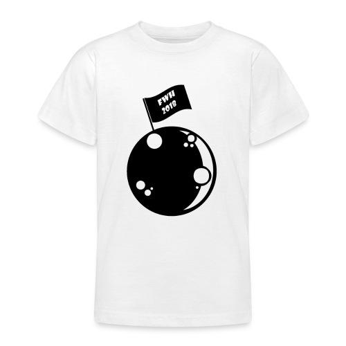 Mottoshirt 2018 - Teenager T-Shirt
