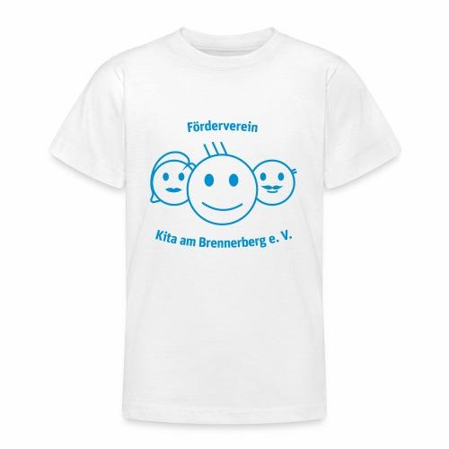 Logo Förderverein - Teenager T-Shirt