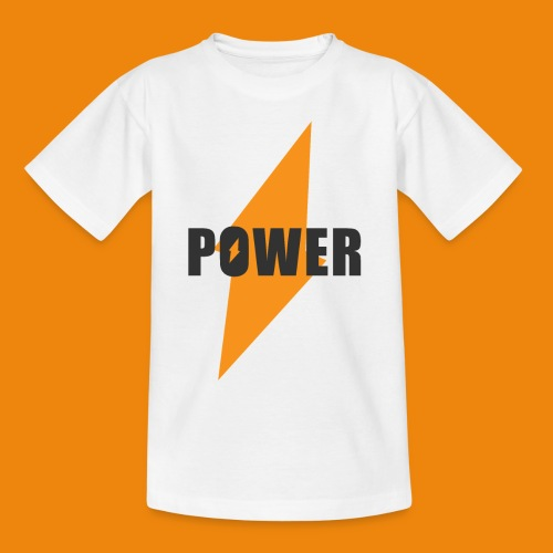 POWER - Teenager T-Shirt