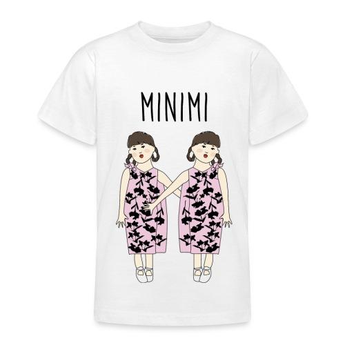 MiniMädchen - Teenager T-Shirt