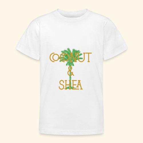 Coconut & Shea - Teenage T-shirt