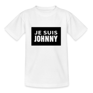 Je suis Johnny - T-shirt Ado