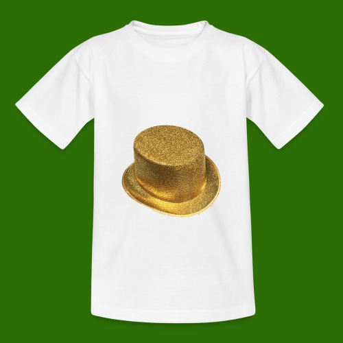 gold nus - Teenager-T-shirt