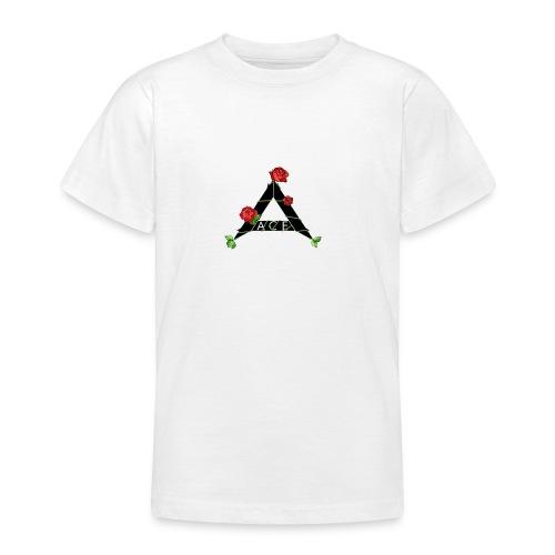 Ace flower - Teenager T-shirt