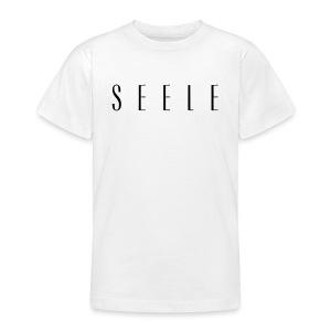 SEELE - Text Cap - Nuorten t-paita